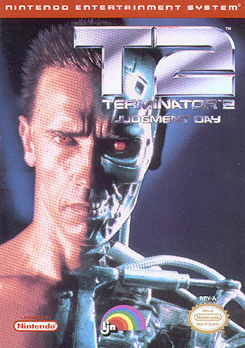 Terminator 2 Judgment Day NES