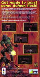 Doom (3DO) (BOX-back US)